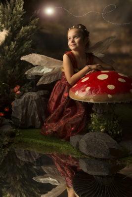 fairy photoshoot experience
