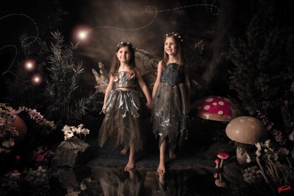 enchanted fairy photoshoot experience