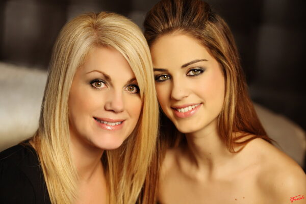 mother and daughter photoshoot experience