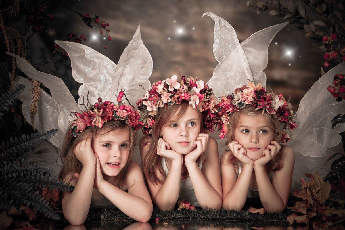 kids fairy photoshoot experience