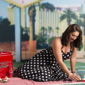 pin up makeover photoshoot experience