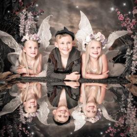 kids fairy portrait photography