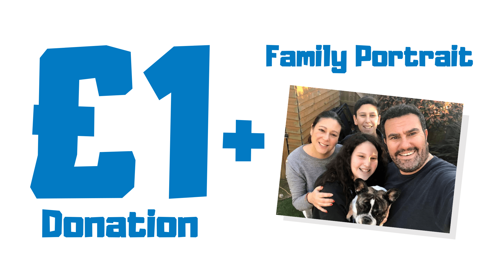 #FamilyPortraitChallenge